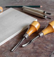 Lino Carving Tools