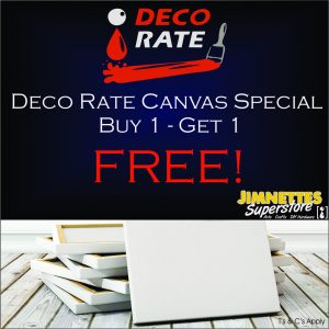 Decoart Canvas Panels