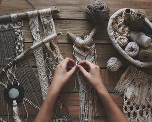 Toscana Macrame Yarn