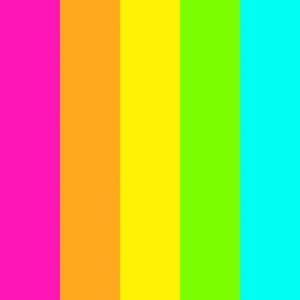Atlas Craft Paint Fluorescent 100ml
