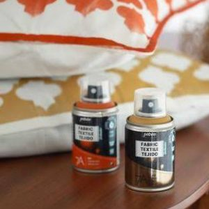 7A Fabric Spray Paint