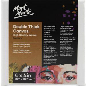 Mont Marte Premium Deep Edge Canvas