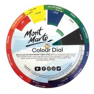 M.M Colour Dial