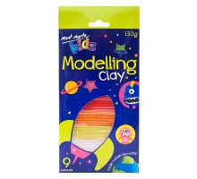 Kids Modelling Clay 9pce